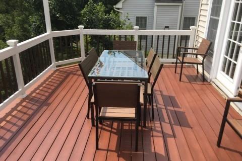 deck & fence maintenance Northern Virginia